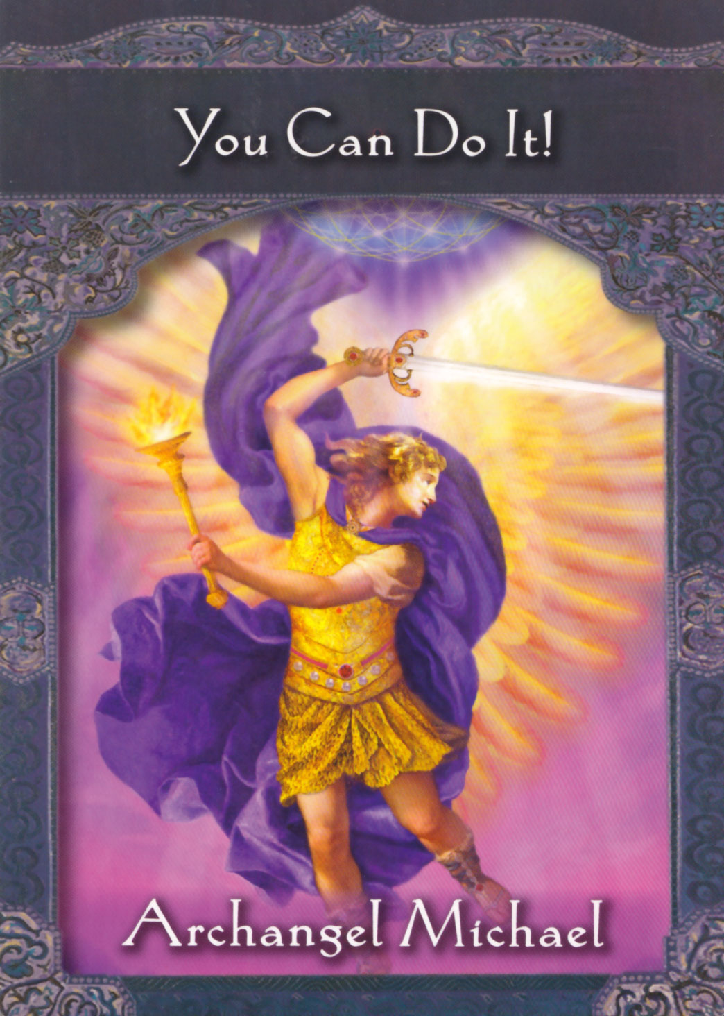 Notes from my Intro to the Angels Class - Wellness Through